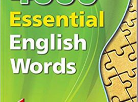 کتاب ۴۰۰۰ لغت ضروری انگلیسی به همراه پاسخنامه (جلد اول)